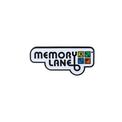 Memory Lane Pin / Anstecker (Souvenir 2020)