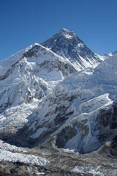 Wunder der Natur Trackable Tag - Mount Everest