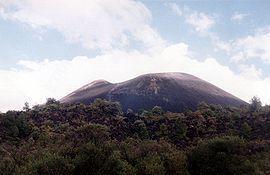 Wunder der Natur Trackable Tag - Parícutin Volcano