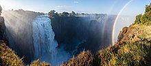 Wunder der Natur Trackable Tag - Victoria Falls