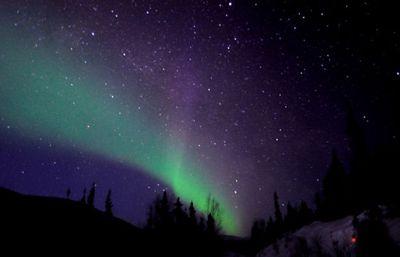 Wunder der Natur Trackable Tag - Aurora Polaris