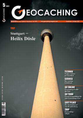 Geocaching Magazin 05/2021 September/Oktober
