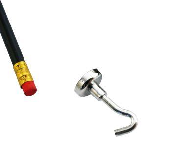 1 Stück 16 mm Neodym Haken Magnet