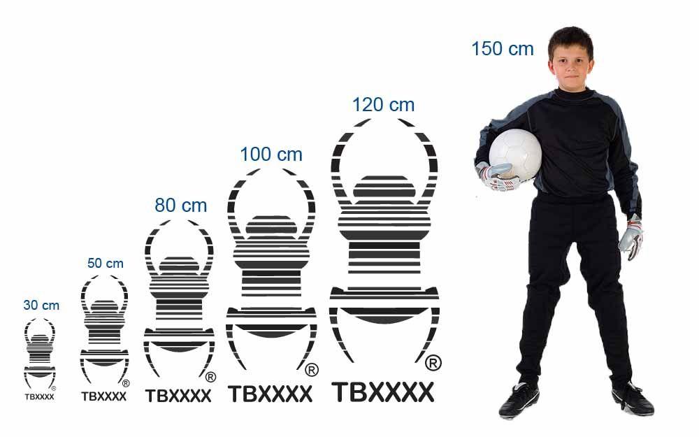 XXXL travelbug decal sticker