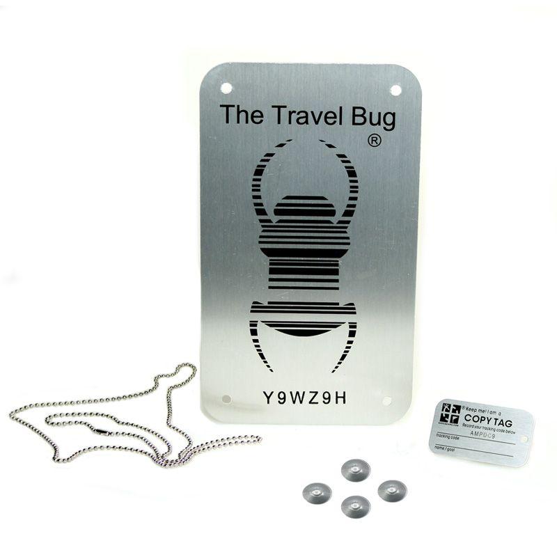 Groundspeak Travel Bug [Groundspeak Travel Bug] - $4.75 : Trail ...