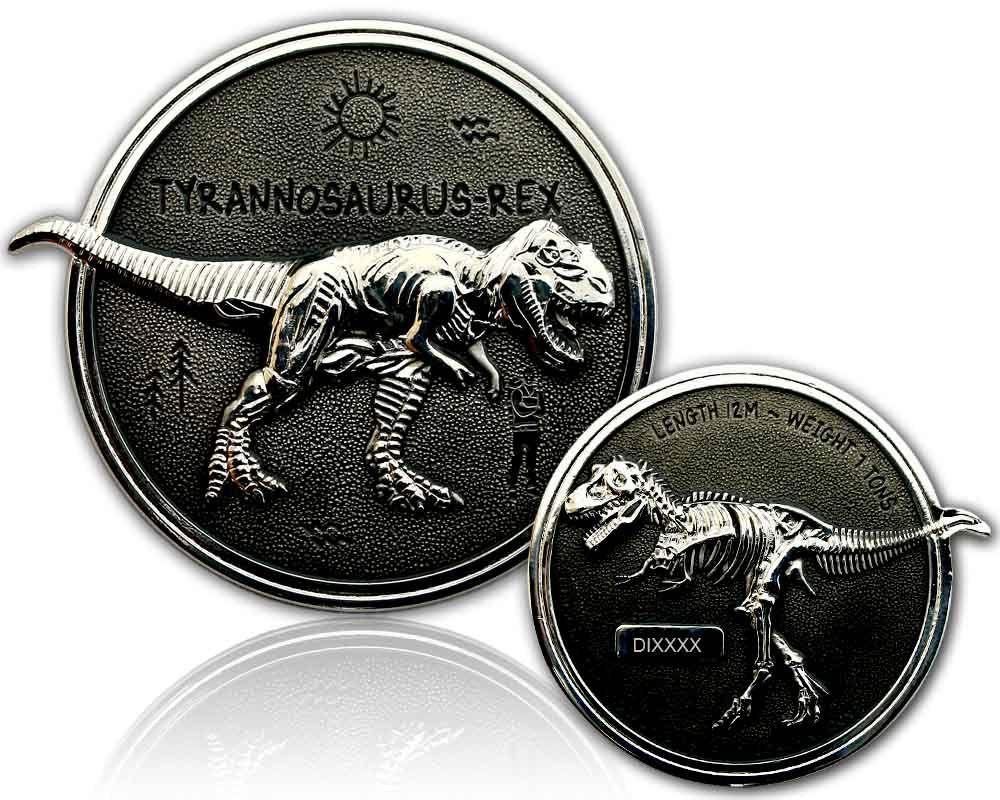 1 Kugelschreiber Kuli Dinosaurier Dino T-Rex Tyrannosaurus Triceratops