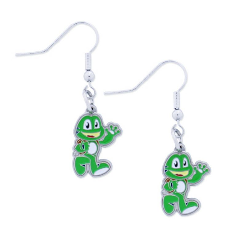 Ohrringe schmuck  Signal The Frog Ohrringe - Schmuck - Geocoinshop.de | Geocaching Shop