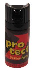 Pfeffer-Spray Spr?hflasche 40ml (KEINE Zahlung via PayPal!)