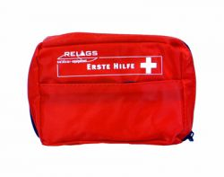 First Aid Kit (incl. bag)