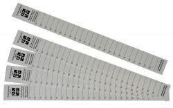 Micro Logstreifen  -deutsch- (5 St?ck) RITR