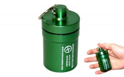 ALCON Cache Container -GREEN-
