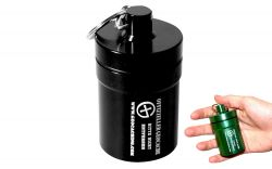ALCON Cache Container -BLACK-