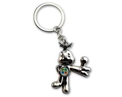 Signal the Frog Key Pendant