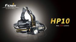 Fenix HP10 Stirnlampe (Cree 7090 XR-E Q5 LED)