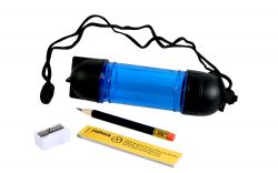 Blue Tube Cache Kit (incl. content)