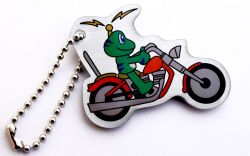 Signal Tag - Motorrad