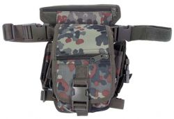 Geocaching Outdoortasche, flecktarn