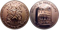 Mischika Creuse France Geocoin Nickel