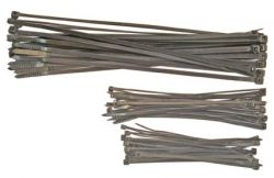 Cable Tie 75 pieces SET