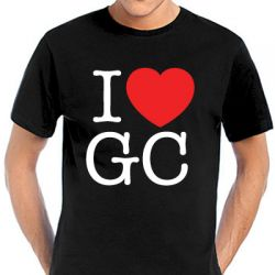 I Love Geocaching T-Shirt unisex