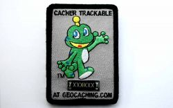 Trackbarer GC Signal Frog Patch
