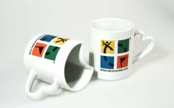 Geocaching Duo Mug Set