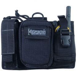 Maxpedition® Triad Admin Pouch schwarz