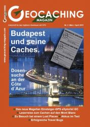 Geocaching Magazin 02/2011 M?rz/April