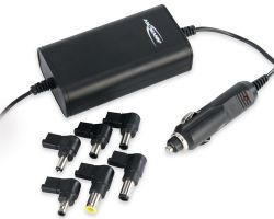Ansmann Universal Power Supply for Laptop Computers