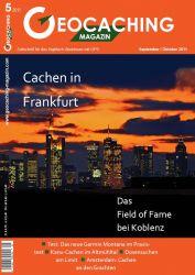 Geocaching Magazin 05/2011 September/Oktober