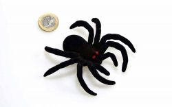 Geocaching container spider with Nano