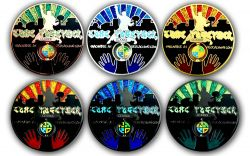 Come Together 2011 Geocoin Sammler SET (6 COINS)