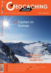 Geocaching Magazin 01/2012 Januar/Februar