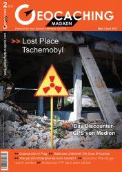 Geocaching Magazin 02/2012 M?rz/April