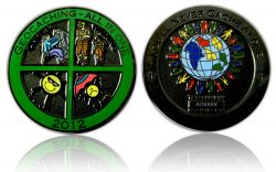 Geocaching - All In One GC 2012 Black Nickel