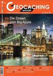 Geocaching Magazin 04/2012 Juli/August