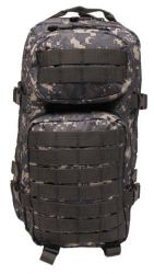 Geocaching 30l outdoorbag with molle system
