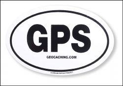 GPS (geocaching.com) Aufkleber