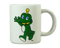 Tasse - Signal the Frog