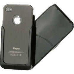 iPhone 4 Zusatz-Akku + G?rtelclip (Ansmann)
