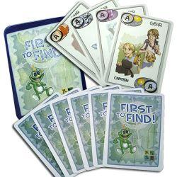 First To Find Kartenspiel