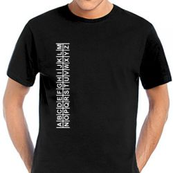 Geocaching T-Shirt | ROT 13 black