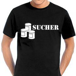 Geocaching T-Shirt | Dosensucher in vielen Farben