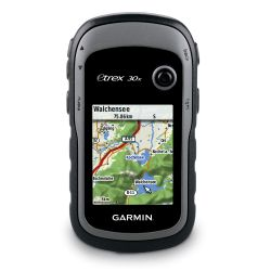 Garmin eTrex® 30x incl. Garmin TopoActive-Map (Western-Europe)