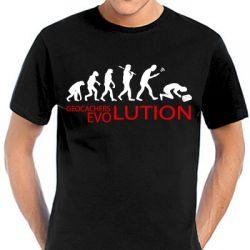 Geocaching T-Shirt | Geocacher's Evolution in vielen Farben