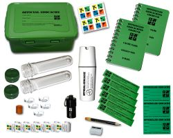 Cache Kit ADVANCED 2016