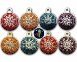 Signal Christmas Geocoin Collector Set (8 COINS)