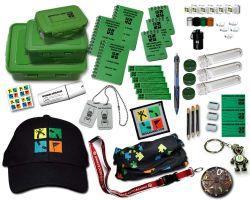 Geschenk Set Geocaching Kit Crystal