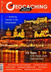 Geocaching Magazin 01/2013 Januar/Februar