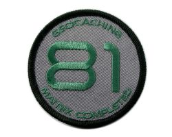 Geocaching MATRIX Patch